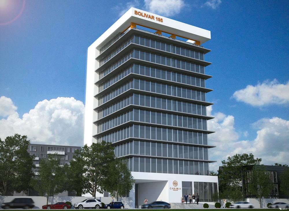 Torre Corporativa Henríquez